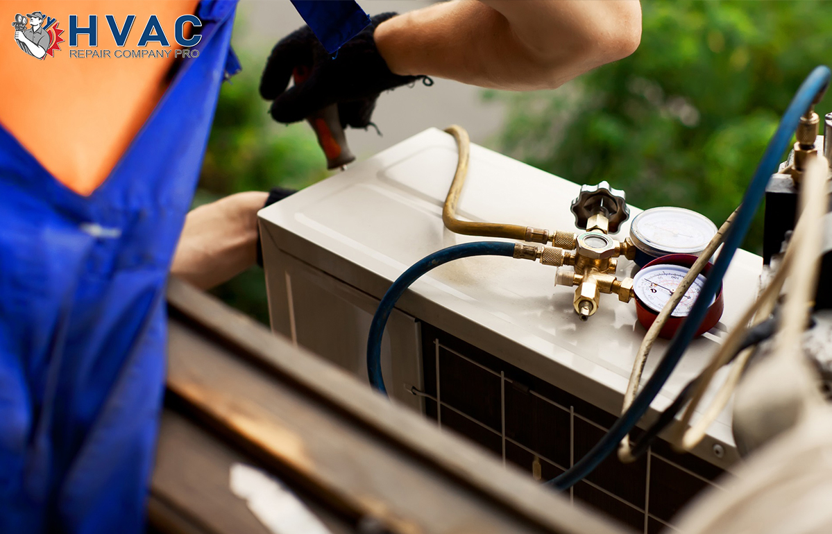 HVAC Repair Company Pro AC Installations Contractor