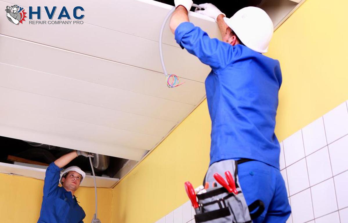 HVAC Repair Company Pro Services