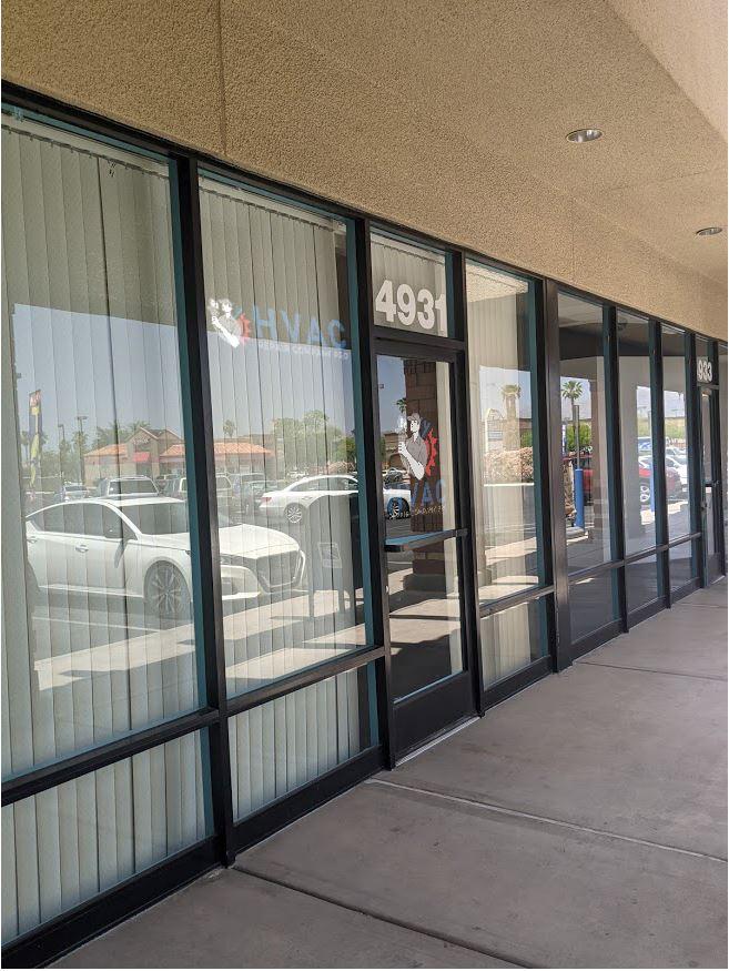 North Las Vegas HVAC Repair Office