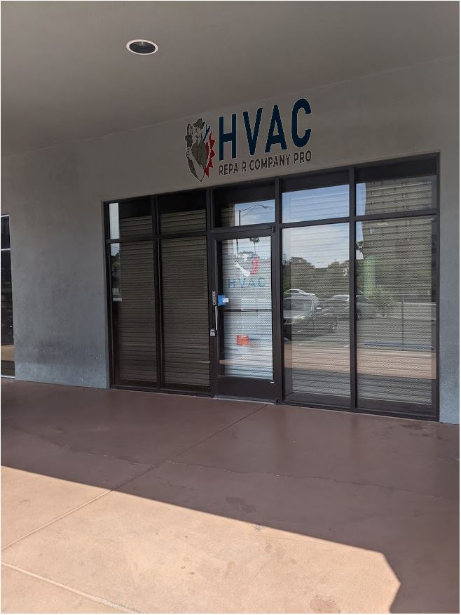 Paradise Las Vegas HVAC Repair Office