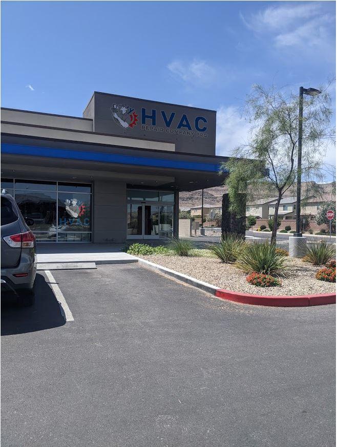 Rhodes Ranch Las Vegas HVAC Repair Office