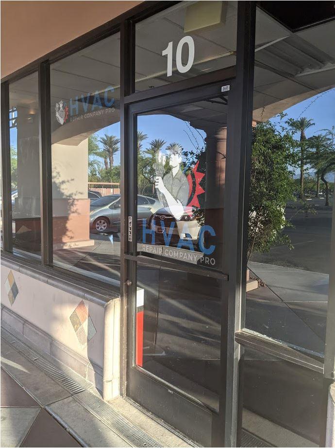 Summerlin Las Vegas HVAC Repair Office
